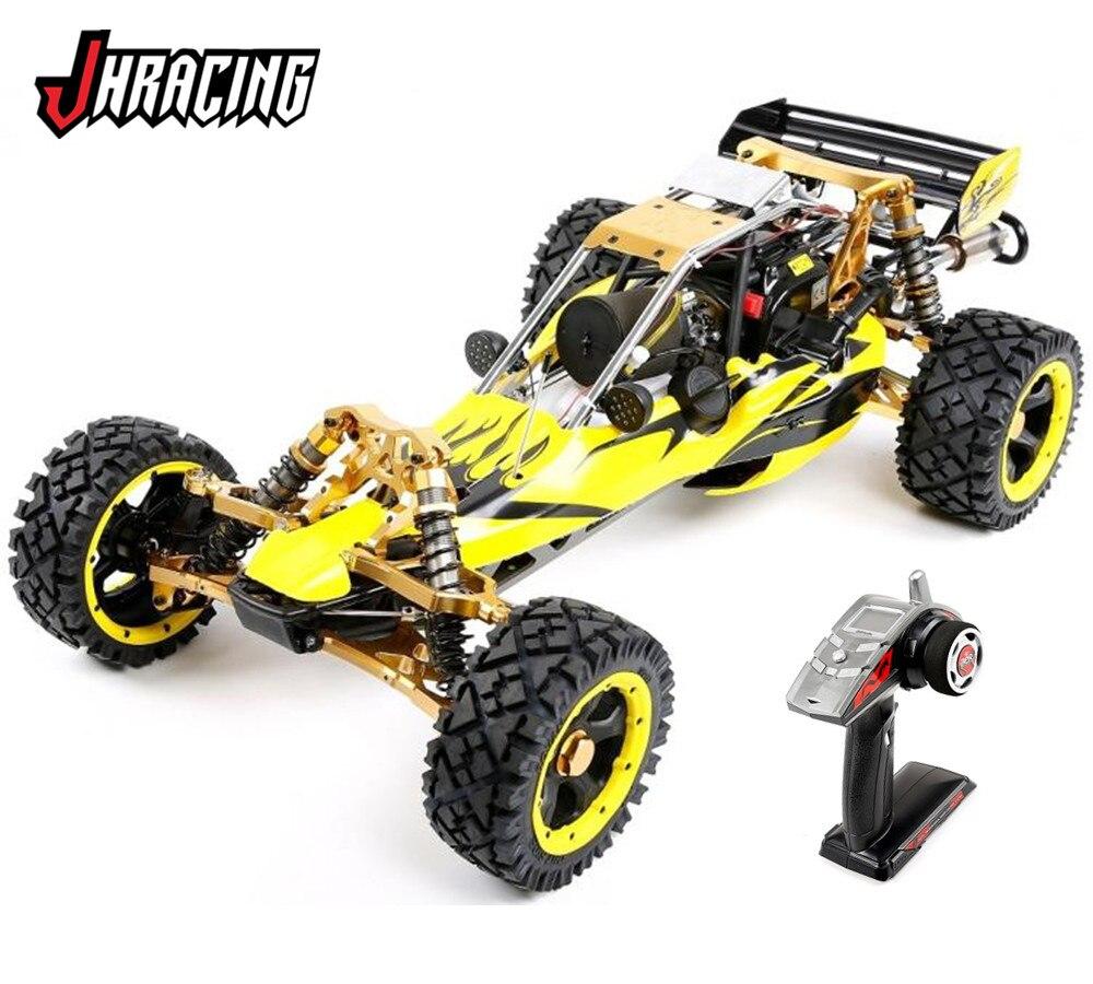 Rofun Rovan Baja 5B 450 45cc 2 Stroke Gasoline Engin Walbro Carburetor NGK Spark Plug