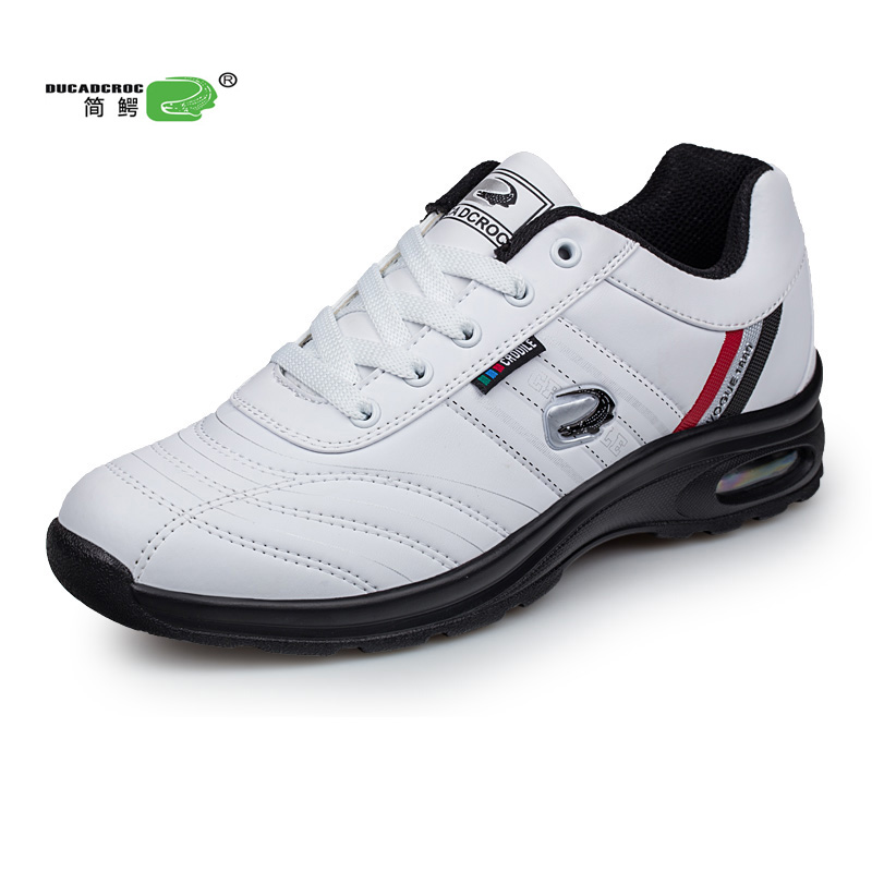 Original Waterproof Golf Shoes Spikeless For Men Outdoor Spring Summer Lightweight Golf Trainers Shoes Men Sport Sneakers