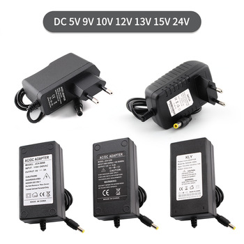 AC DC 9V 24V 12V 5V Switching Power Supply Source 220V To 5V 12V 24V Switching Power Supply 5 12 24 V Volt Mean Well Smps image