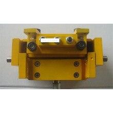 Brass Bending Machine / Aluminum / Flat Iron / Bending Machine / Manual Bending  Iron Bar Bending Machine TS-12 10mm thickness