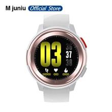 DT68 Smartwatch 남성 여성 IP68 방수 팔찌 20 다이얼 시계 얼굴 피트니스 트래커 메시지 푸시 블루투스 비즈니스 시계