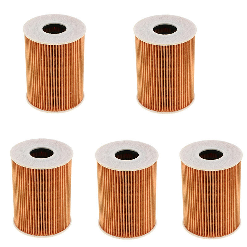 5Pcs Engine Oil Filters <font><b>Mahle</b></font> 94810722200 for 911 Cayenne V8 Panamera 3.8L image