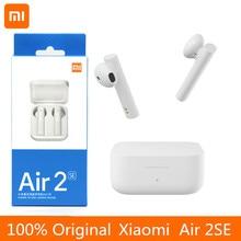 4 teile/los Original Xiaomi Air 2 SE Mi Wahre Drahtlose Kopfhörer AirDot Pro 2SE TWS Bluetooth 5,0 AirDots S Kopfhörer