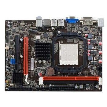 COLORFUL C.A780T D3 V19 Motherboard Dual Channel DDR3 1066/1333 RAM for AMD Phenom 2 / Althon / Sempron (Socket 938) Series Proc