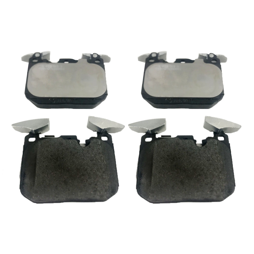 1 Set For 2014 2015 2016 BMW 228i 428i 435i M235i Front Brake Pads 34116878876 image