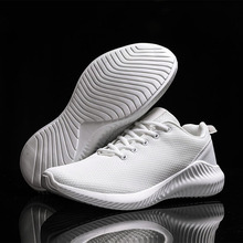 Running Shoes Breathable Mesh Outdoor Sports Shoes Men Lightweight Athletic Training Footwear Jogging Sneakers Men Basket Homme