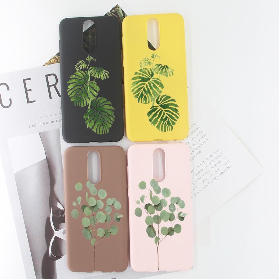 E For Huawei Mate 10 Lite Case Silicone Soft Cover For Huawei Nova2i Cases Cover Cute Coque Fundas For Huawei Nova 2i Phone Case