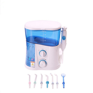 Image 5 - Water Flosser Dental Oral Irrigator Teeth Cleaner Pick Spa Tooth Care Clean With 7 Multifunctional Tips For Family