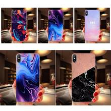 For Galaxy J1 J2 J3 J330 J4 J5 J6 J7 J730 J8 2015 2016 2017 2018 mini Pro TPU Phone Cover Case Gray White Marble Crystal Texture(China)