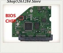 O disco rígido parte a placa de circuito impresso da placa lógica do pwb/100774000 rev a, 100774000 rev c, 4002 c, 4003f, 4004d/st1000dm003