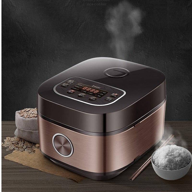 3-4L cuiseur électrique riz cuiseur électrique riz Machine 3D chauffage mince intelligent réservation riz vapeur