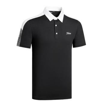 Golf Men's Short Sleeve Golf Polo Shirt