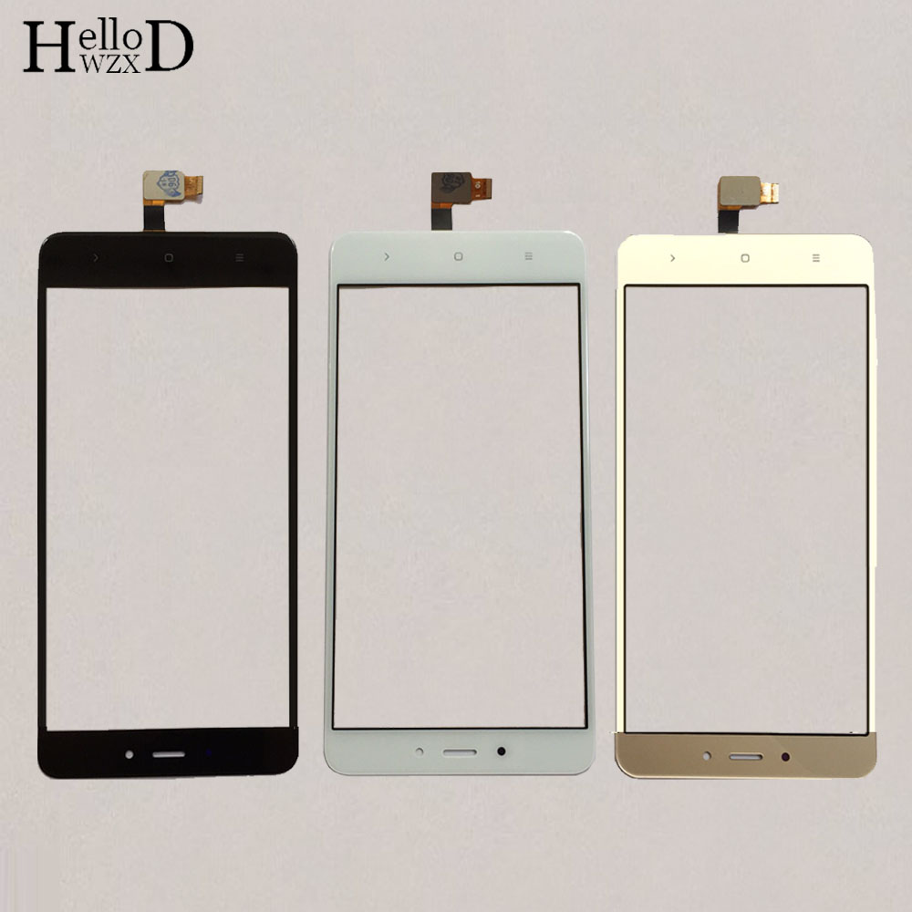 Touch Screen For Xiaomi Redmi Note 4 Note4 Touch Screen Front Glass Digitizer Panel Protector Film