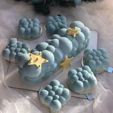 2 шт силиконовые формы торт деко 3d пузырьковая форма для выпечки
