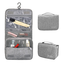 New Women Travel Cosmetic Bag High Quality Portable Cover Case Cosmetic Organizer Makeup Bags Toiletry Bag Hanging Wash Bag все цены