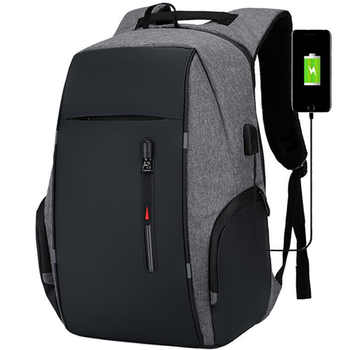 Business Bag Laptop Backpacks Anti Theft Backpack Men Bagpack Women Usb Charge Mochila Mujer School Bags For Teenage Girls - DISCOUNT ITEM  50% OFF All Category