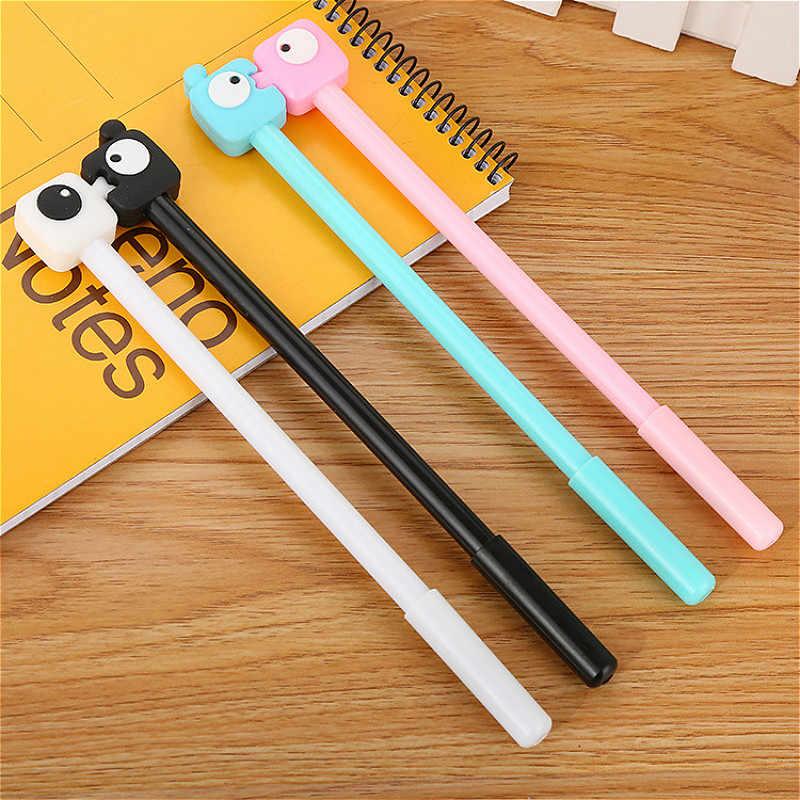 1 adet siyah kedi zanaat kalem zanaat oyuncaklar çocuklar eğitim zanaat bloğu sevimli yaratıcı el yapımı kalem çocuklar zanaat oyuncak kitleri
