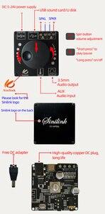 Image 5 - Mini Bluetooth 5.0 50WX2 Wireless Audio Power Digital Amplifier Board Stereo Amp 3.5MM AUX USB APP AP50L