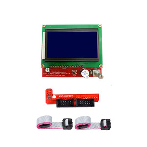 Image 5 - CNC 3D Printer Kit for Arduino Mega 2560 R3 + RAMPS 1.4 + LCD 2004 +A4988 Stepper Driver
