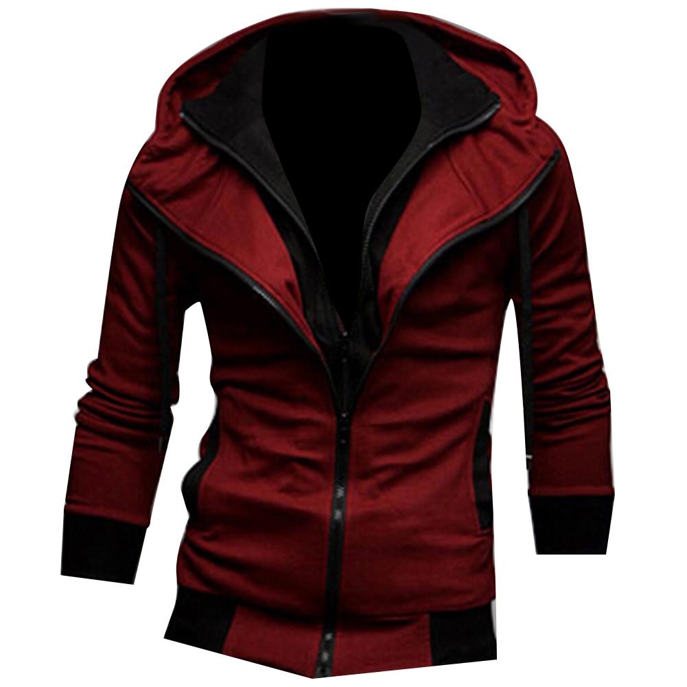 H512cd12219da4fd4a9cb195d4ddf6287P Jacket Men Autumn Winter zipper Casual Jackets Windbreaker Men Coat Business veste homme Outdoor stormwear clothing