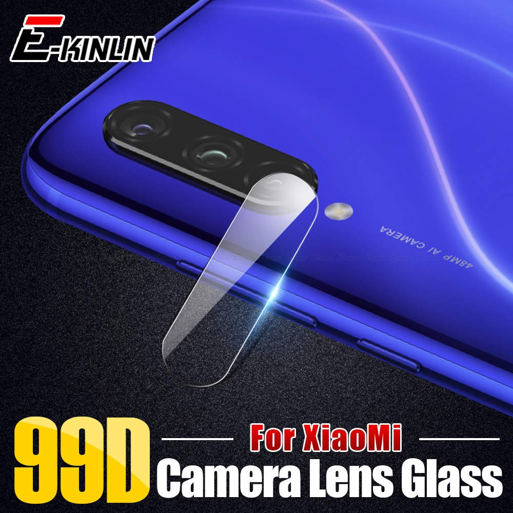 Back Camera Lens Cover Protector Tempered Glass Case For XiaoMi Mi 10 8 9T A3 A2 Lite Redmi Note 9 8T 7 6 5 Pro 6A K30 Mix Max 3(China)