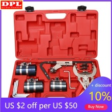 Piston Ring Service Tool Set Auto Engine Motor Cleaning Piston Ring Expander Compressor Tool Set