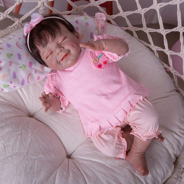 Кукла-младенец KEIUMI 20D07-C374-H89-H162-T29 5