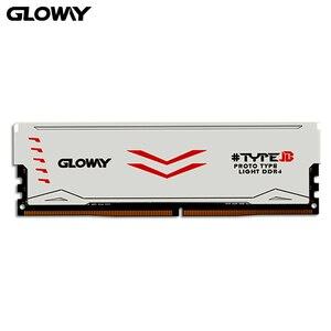Image 1 - Gloway Loại B Series DDR4 8GB * 2 16GB 3000Mhz 3200MHz RGB RAM dành cho Máy tính để bàn chơi game DIMM với hiệu suất cao Memoria RAM