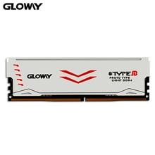 Gloway tip B serisi DDR4 8gb * 2 16gb 3000mhz 3200mhz RGB RAM oyun masaüstü dimm yüksek performanslı memoria ram