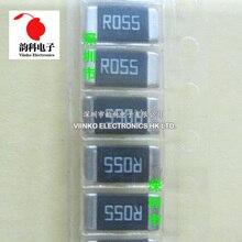 50 Pcs 2512 2W 1% 0.05R 100mR R05 Film Metallico Basso Ohmico Basso Tcr Resistore Del Circuito Integrato