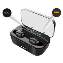 Bluetooth Earphones For Samsung Galaxy S10+ S10e S10 5G S9 S8 Plus S7 S6 Edge Wireless Headphone Earbud with Charging Box +Mic(China)
