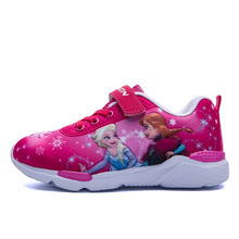 Buy 2019 Winter New Children Shoes Sneakers Princess Kids Shoes Fashion Casual Sport Running Child Shoes for Girls 2#15/15D50 directly from merchant!