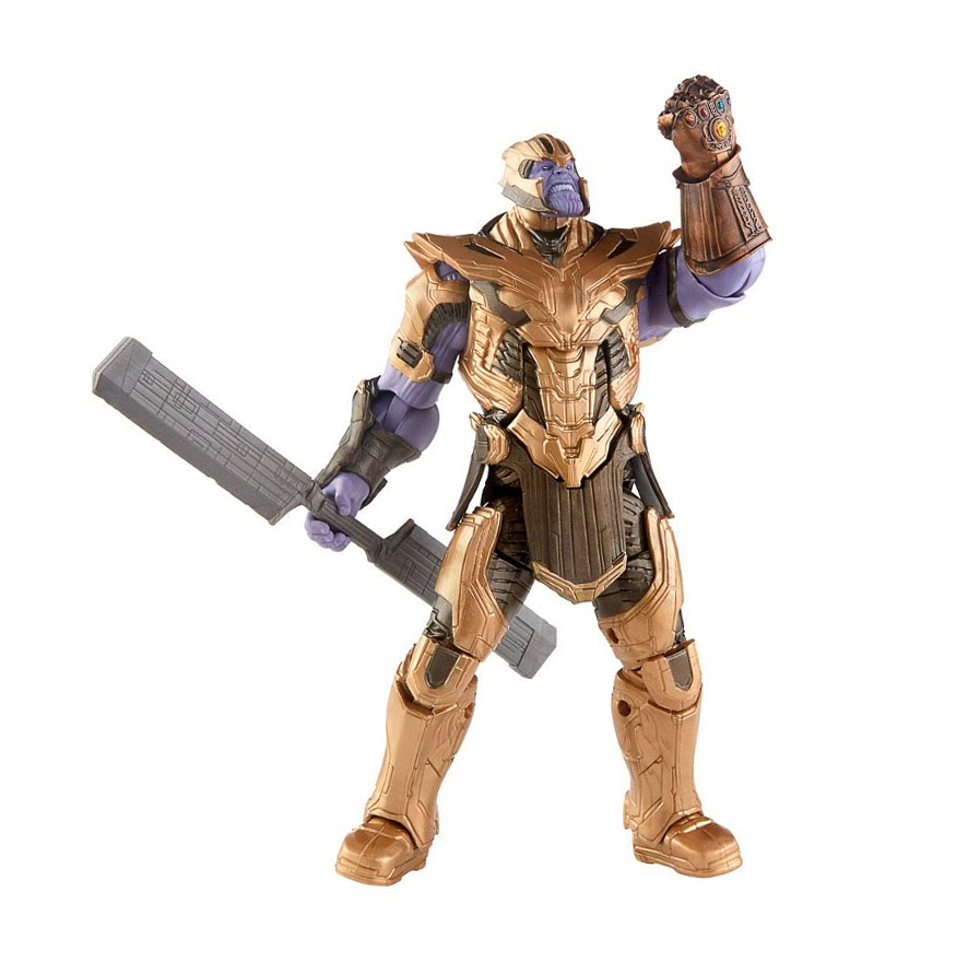 "/""No Box/"" Marvel Legends 10th Anniversary Guardians of Galaxy Ronan Figure NEW"