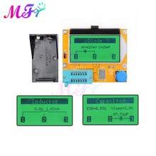 Testeur de Transistor numérique, condensateur de résistance, Inductance de Diode, compteur ESR, multimètre Mega328 LCR-T4, test d'écran LCD, 12864
