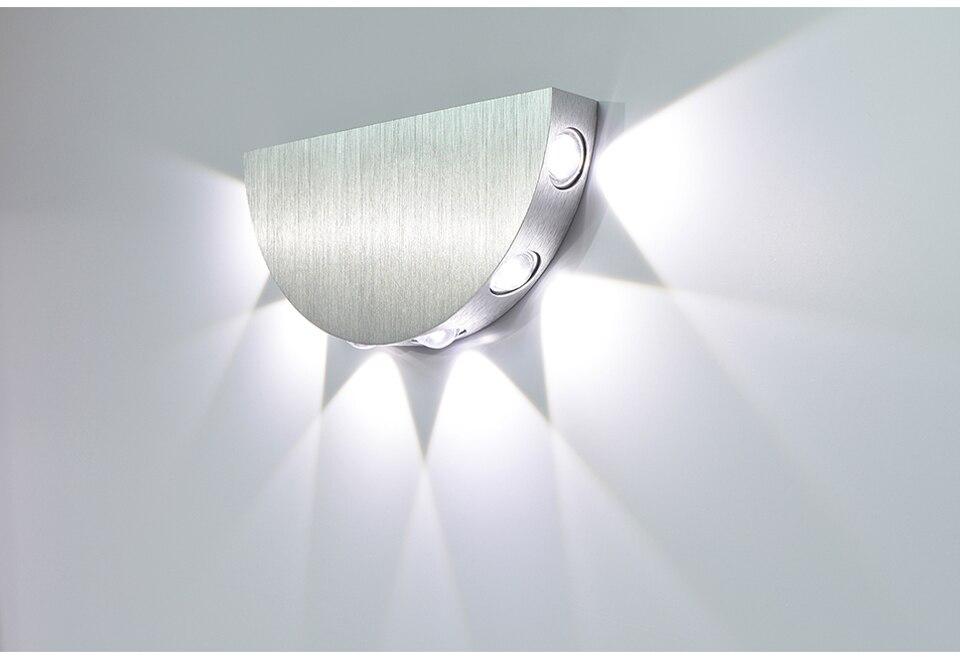 Parede Moderna Arandela Sala Quarto corredor lâmpada