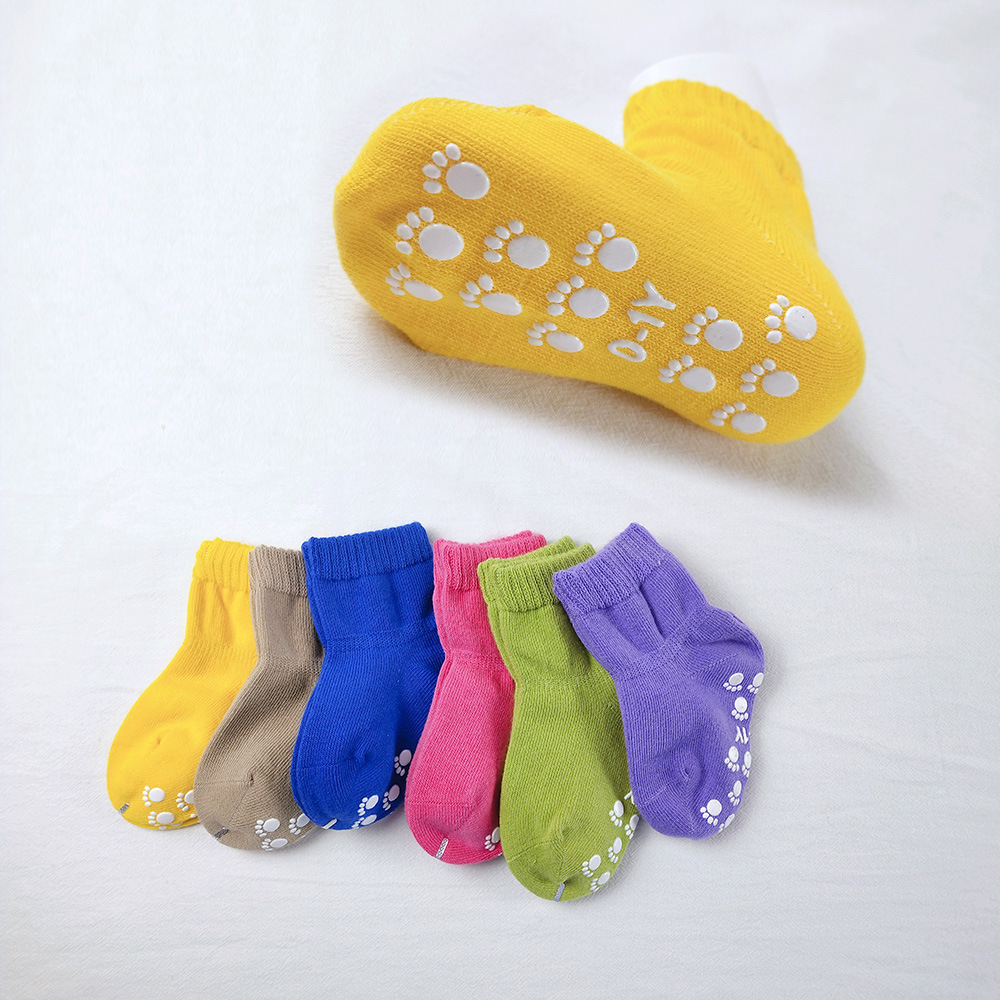 Short-Tube Floor-Socks Anti-Skid Autumn Summer Children's And 3-Spring Babies'walking