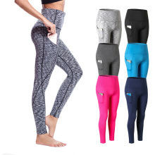 Seamless Leggings Sport Women Fitness Push Up Yoga Pants High Waist Workout Running Sportswear Gym Tights  Compression Pants women s compression sports yoga pants grey knitted seamless leggings elastic gym fitness workout running tights push up trousers