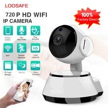 בית WiFi אבטחת IP מצלמה אלחוטי זול מצלמה WI FI אודיו שיא IR Cut ראיית לילה מעקב HD מיני CCTV מצלמה
