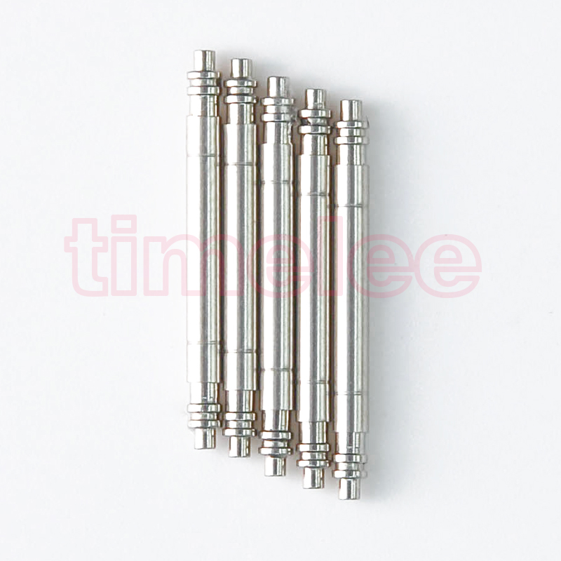 10 Pcs 20MM Stainless Steel Spring Bars For NEW Datejust Submarine GMT Explorer