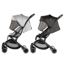 light baby stroller 5.8kg portable folding umbrella pram aluminium frame strollers travel carriage newborns baby buggy free ship 2017 rushed new dsland baby stroller sisver ultra light portable folding travel umbrella car dual super light pram
