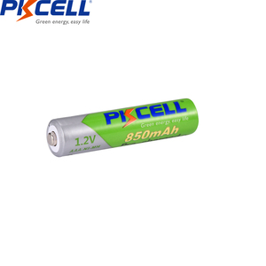 Image 5 - PKCELL 8Pcs/2card  AAA Battery NIMH aaa Low Self Discharge 3A Rechargeable Ni MH 850mAh 1.2V Batteries Bateria