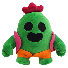 New Game Plush Dolls Heros Figure Spike Toys Ornaments PP Cotton Cactus Plush Doll Toy Children for Birthday Gifts