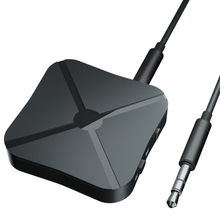 2 in 1 Wireless Bluetooth 4.2 Audio Receiver Transmitter TV Headphone Home MP3 PC 3.5mm Bluetooth Adapter