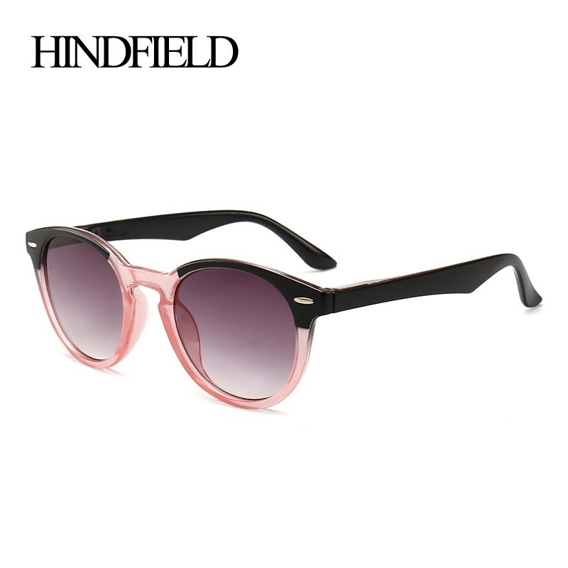 Fashion Unisex Round Reading Sunglasses Men Women Hyperopia Presbyopia Diopters Presbyopia Glasses +100 +200 +300 +400