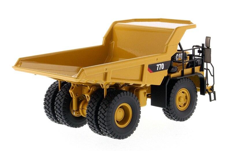 DM-85551C 1:50 Кот 770 внедорожный самосвал игрушка