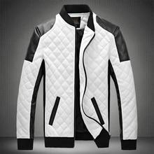 2020 jaquetas de couro dos homens casuais alta qualidade clássico da motocicleta bicicleta jaqueta masculina mais grosso casacos primavera/outono chaqueta hombre