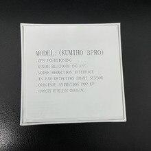 Kumiho 3 pro bluetooth fone de ouvido sem fio fones de ouvido para todos o telefone inteligente pk i99999 i90000 max i900000 i300000 tws