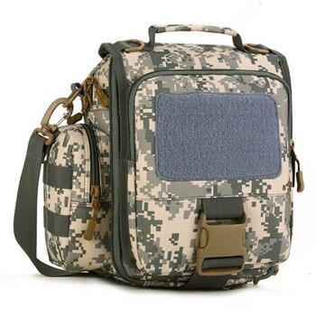 Neue Taktische Militärische Tasche Einzelnen Schulter Crossbody-tasche Sport Wasserdichte Military Handtaschen Reise Camping Outdoor Reiten Sporttasche