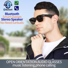 Bluetooth Sunglasses Audio Music Smart Stereo Wireless for Men Women Outdoor