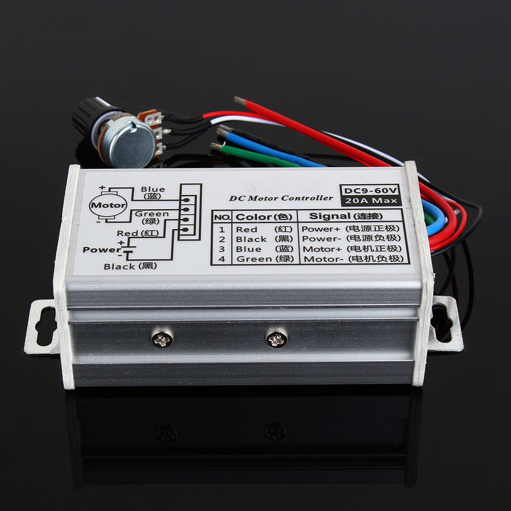 top 9 most popular dc 12v motor speed regulator list and get